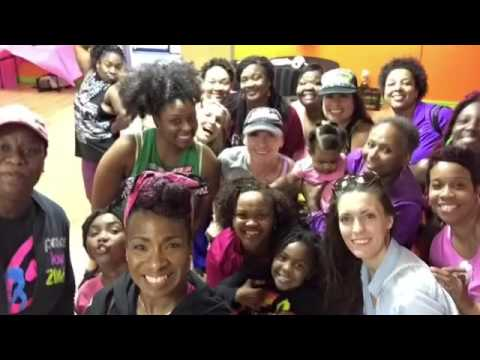 """Straight Outta South Carolina"" – ZUMBATHON® for Flood Relief Video"