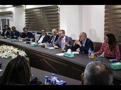 الأكراد يطالبون بإنشاء محكمة دولية لمحاكمة أسرى داعش في سوريا  - نشر قبل 45 دقيقة