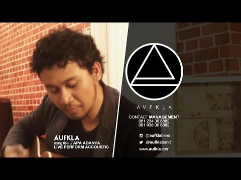 Free download lagu Mp3 AUFKLA // Apa Adanya // Live Perform Accoustic terbaru 2020