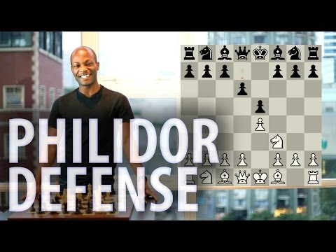 Chess openings - Philidor Defence