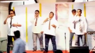 Best Mime Dance Ever Done. Too Much Fun. Best Indian hindi songs.