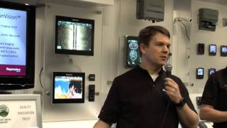 Raymarine at 2015 Toronto Boat Show with Canadian Yachting magazine