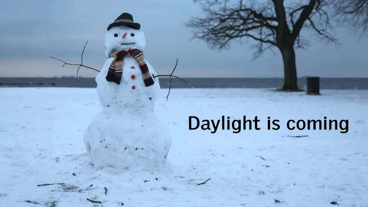 Shortest day of the year