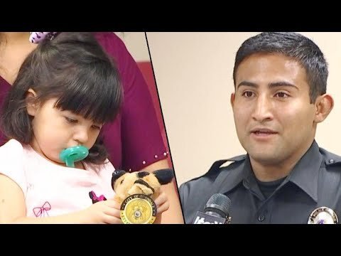 Officer Revives 2-Year-Old Girl Pulled From Arizona Pool
