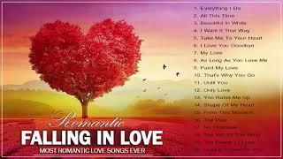 Best Romantic Love Songs 2020 | Love Songs 80s 90s Playlist English | Backstreet Boys Mltr Westlife