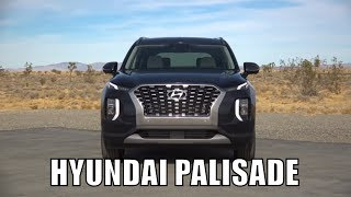 Hyundai Palisade/Хёндай Палисад 2019 - Обзор Новинки