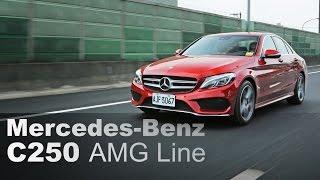 時尚珍品 Mercedes-Benz C250 AMG Line