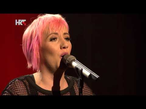 "Nina Kraljić: ""Wicked Game"" - The Voice of Croatia - Season1 - Live1"