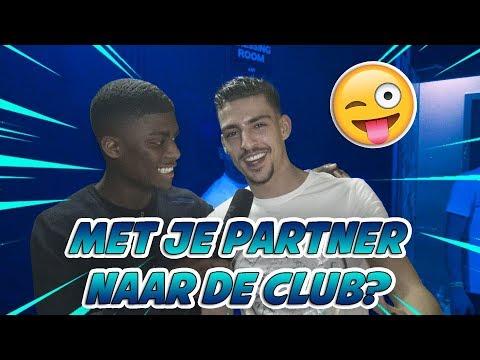 BOEF: MET JE PARTNER NAAR DE CLUB KAN GEWOON! - MET JE PARTNER NAAR DE CLUB KAN DAT? - CLUB AIR