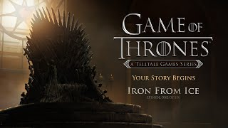 Game of Thrones : The Game - Episódio 1 - Temporada 1 - Iron From Ice (PS4)