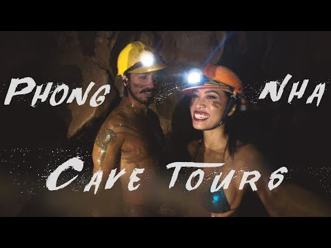 ZIP LINE & DARK CAVE TOUR | PHONG NHA NATIONAL PARK 🇻🇳