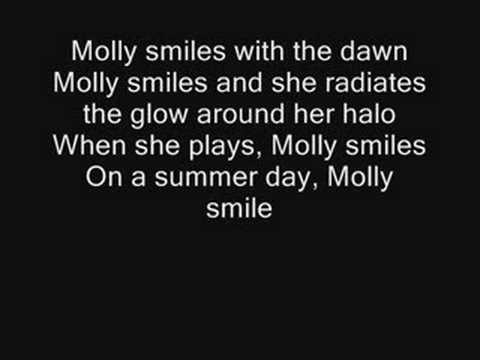 Jesse spencer - molly smiles lyrics
