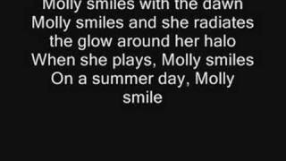 Jesse spencer - molly smiles lyrics