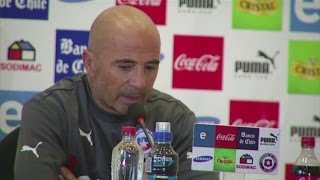 Sampaoli wants to lead Chile to the 2015 Copa America - Brazil World Cup 2014