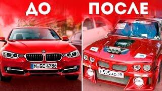 ТОП 10 КУЛЬТОВЫХ ТЮНИНГОВ ВАЗ-2106!