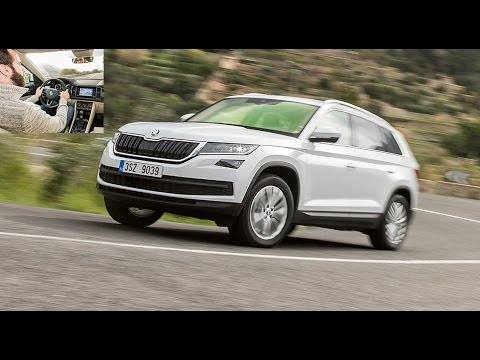 2017 skoda kodiaq essai l ours savant avis prix. Black Bedroom Furniture Sets. Home Design Ideas