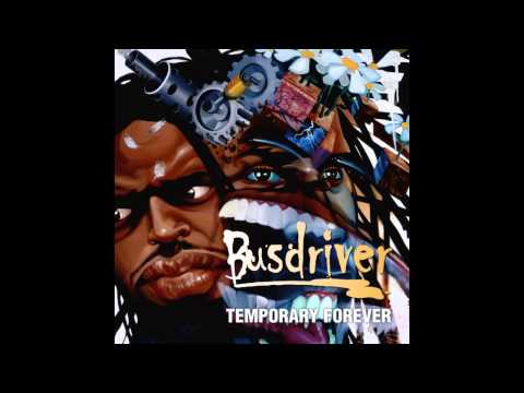 Busdriver - Imaginary Places (Instrumental) HQ
