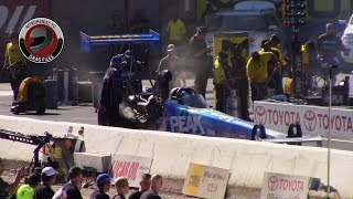 2017 NHRA Toyota Nationals @ LVMS (Part 31 - Top Alcohol Dragster Round 2 Eliminations)