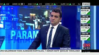 Medianova CEO'su Serkan Sevim ve CNNTürk Parametre Programı