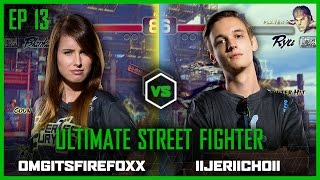 EP 13 | STREETFIGHTER | OMGitsfirefoxx vs Jericho | Legends of Gaming