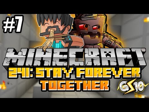 Minecraft Stay Forever Together: Episode 7 - Burning Everything Down