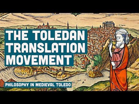 The Toledan Translation Movement (Dr Nicola Polloni)