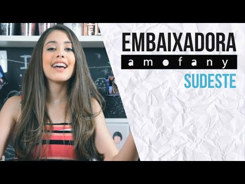Embaixadora Amofany: Ananda Morais (São Paulo)