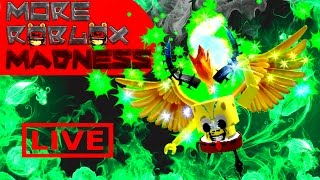 ROBLOX | MORE ROBLOX MADNESS | LIVE
