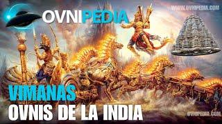 Los Ovnis de La India - Los Vimanas
