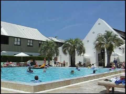 Coquina Pool At Rosemary Beach Florida
