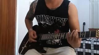 lolot barong bangkung vs cek cek guitar cover