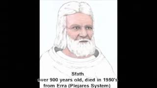 Updated Discussion and predictions with Sfath September 1, 1948 - From Year 1963 until the year 2250