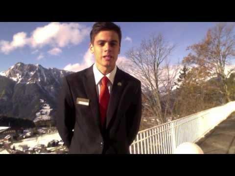 World of Hospitality Fall 2013 Promotional Video - SHMS Leysin