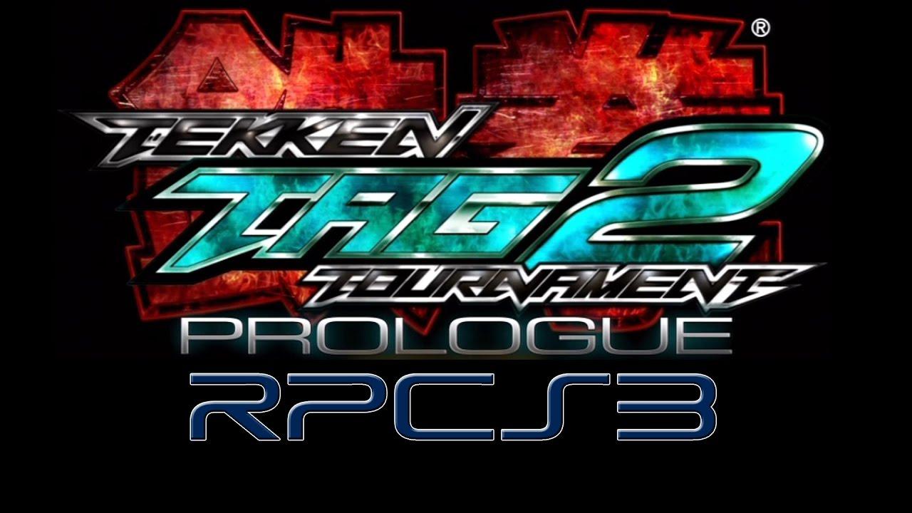 Rpcs3 Ps3 Emulator Tekken Tag Tournament 2 Prologue Pc Hd