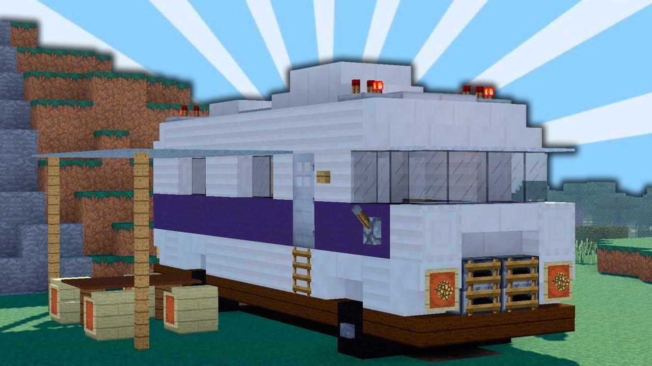 Майнкрафт как сделать дом на колесах фото 429