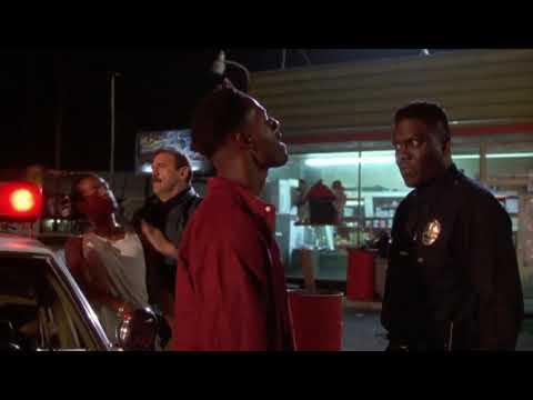 Ненавижу Вас Черномазых ... отрывок из фильма (Не Грози Южному Централу)(Гоблин)1996