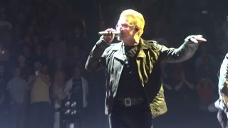 U2 - Two Hearts Beat as One , ❤️❤️ Madison Square Garden, New York. July 27, 2015, Night 6