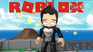 Random Roblox Games Live Stream (Because SabatonLiam isn't ready for PS4 streams yet)