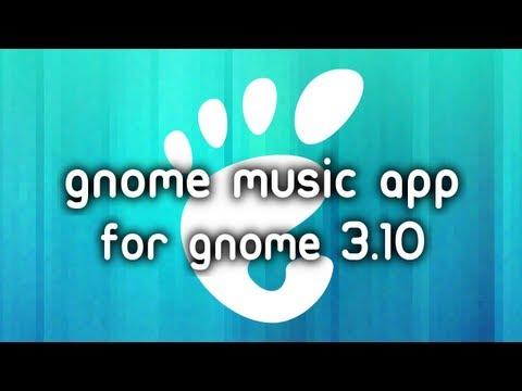 GNOME Music App