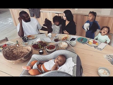 Kim Kardashian breaks down plant-based diet, says daughter North ...