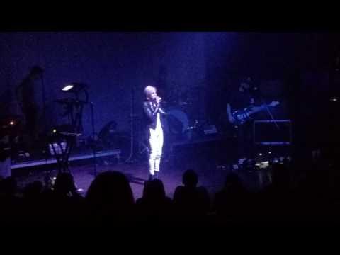 Sarah Barthel Talks About Her Sister / Depression Awareness - Town Ballroom Buffalo NY 7/31/17