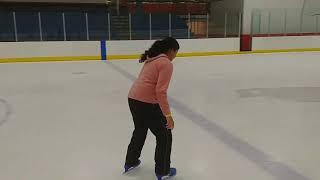 Harsha 's Ice Skating