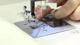 видео Швейная машина Juki HZL-29Z