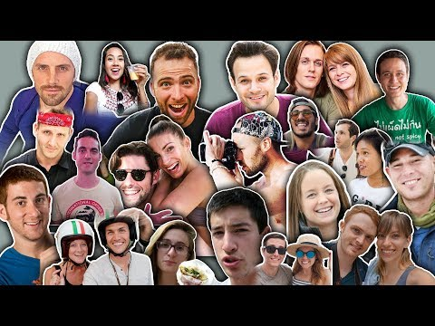 19 Travel YouTuber's You Must Follow in 2019 - The BEST Travel Vloggers