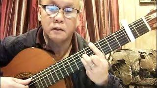 Mùa Xuân Trên Đỉnh Bình Yên (Từ Công Phụng) - Guitar Cover by Hoàng Bảo Tuấn