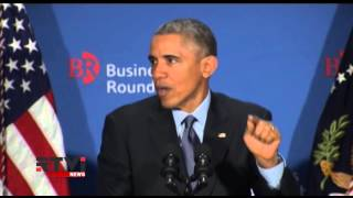 Барак Обама сделал одно из самых резких заявлений в адрес Путина