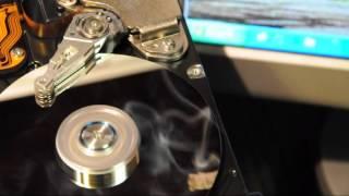 HDD Crash Test