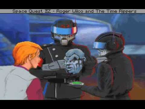 Space Quest Iv Intro Youtube