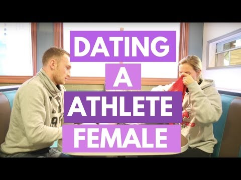 When You Take A Female Athlete Out On A Date