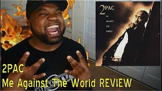 2pac - Me Against The World RETRO REVIEW